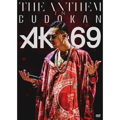 THE ANTHEM in BUDOKAN/DVD/POBD-30008