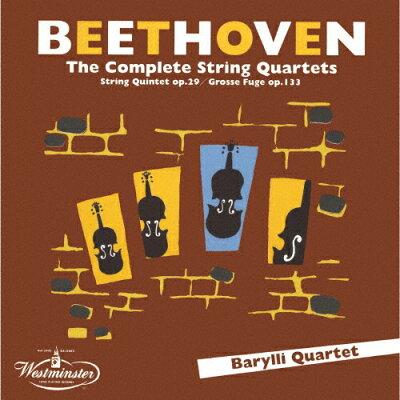 ベートーヴェン:弦楽四重奏曲全集/CD/UCCW-9022