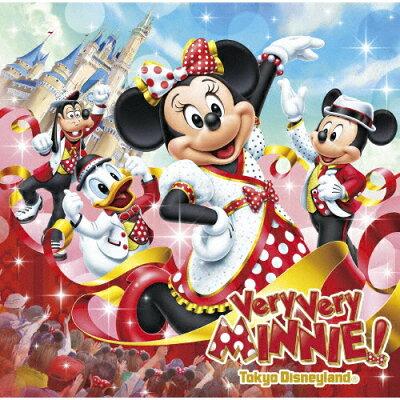 東京ディズニーランド ベリー・ベリー・ミニー!/CD/UWCD-6028