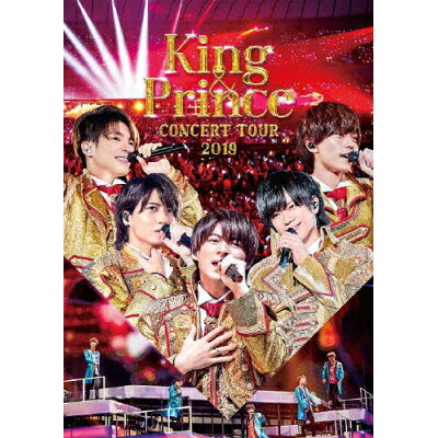 King & Prince CONCERT TOUR 2019/DVD/UPBJ-1003