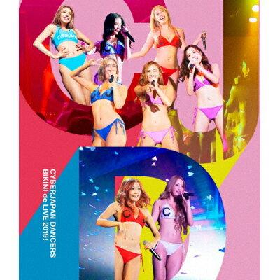 BIKINI de LIVE 2019!(メイキング映像盤[初回限定盤])/Blu-ray Disc/TYXT-19018