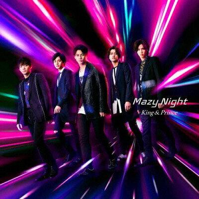 Mazy Night(初回限定盤A)/CDシングル(12cm)/UPCJ-9013