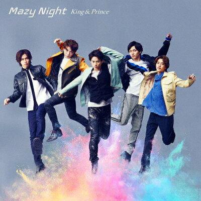 Mazy Night(初回限定盤B)/CDシングル(12cm)/UPCJ-9014