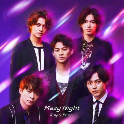 Mazy Night/CDシングル(12cm)/UPCJ-5005