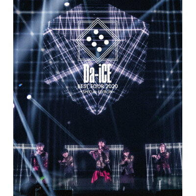 Da-iCE BEST TOUR 2020 -SPECIAL EDITION-/Blu-ray Disc/UMXK-1081
