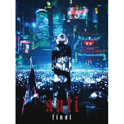 HYDE LIVE 2019 ANTI FINAL(初回限定盤)/Blu-ray Disc/UIXV-90024