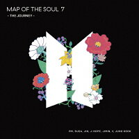 MAP OF THE SOUL:7 ~THE JOURNEY~(通常盤・初回プレス)/CD/UICV-1111