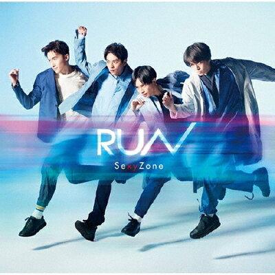 RUN(初回限定盤A)/CDシングル(12cm)/JMCT-19001