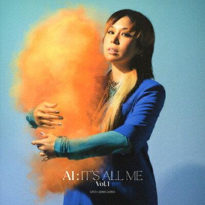 IT'S ALL ME - Vol.1(初回限定盤)/CD/UPCH-29369