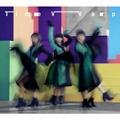 Time Warp(完全生産限定盤)/CDシングル(12cm)/UPCP-9026