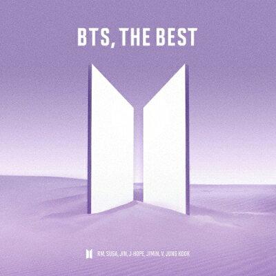 BTS, THE BEST(通常盤初回プレス)/CD/UICV-9336