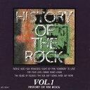 洋楽CD オムニバス   ヒストリー・オブ・ザ・ロック VOL.1('64ー'67)