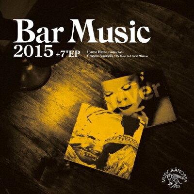 "Bar Music 2015+7""/CD/MNGP-9"