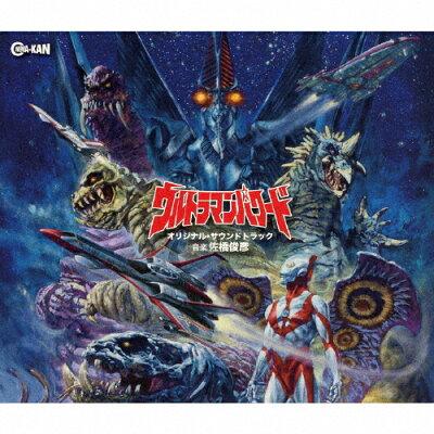 ウルトラマンパワード オリジナル・サウンドトラック/CD/CINK-24