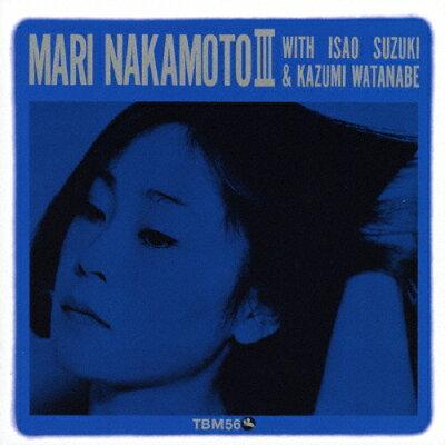 マリ・ナカモトIII/CD/CMRS-52