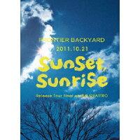 2011.10.21 sunset,sunrise Release Tour Final at 渋谷QUATTRO/DVD/NIW-75