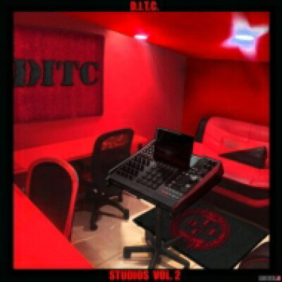 D.I.T.C. STUDIOS VOL. 2/CD/DITC-007CDJ