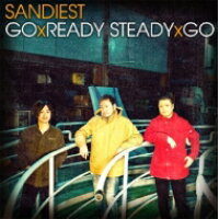 GO×READY STEADY×GO/CDシングル(12cm)/SICK-011