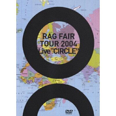 """RAG FAIR LIVE TOUR 2004 Live""""CIRCLE""""/DVD/TFBQ-18054"""