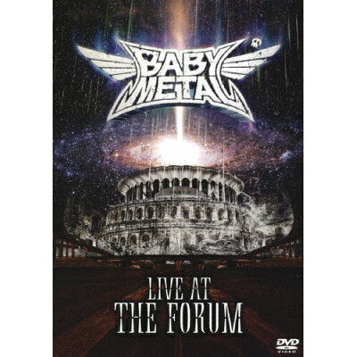 LIVE AT THE FORUM/DVD/TFBQ-18224