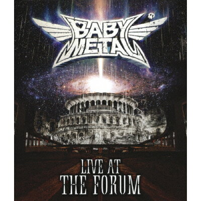 LIVE AT THE FORUM/Blu-ray Disc/TFXQ-78181
