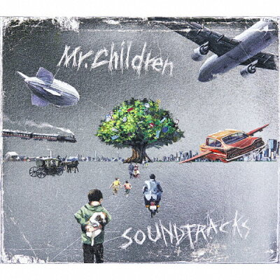 SOUNDTRACKS(初回限定盤A)/CD/TFCC-86733