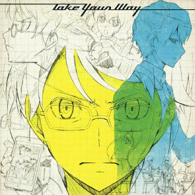 Take Your Way(初回限定盤)/CDシングル(12cm)/TFCC-89442