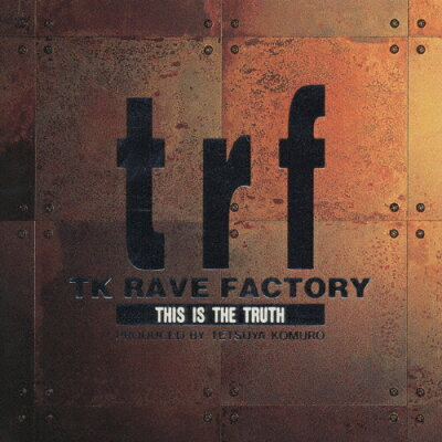 trf~THIS IS THE TRUTH~/CD/AVCD-11102