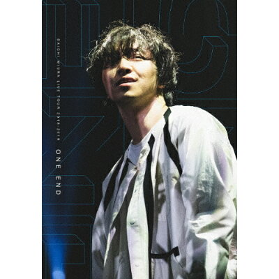 DAICHI MIURA LIVE TOUR ONE END in 大阪城ホール/DVD/AVBD-16919