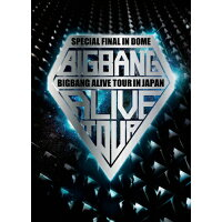 BIGBANG ALIVE TOUR 2012 IN JAPAN SPECIAL FINAL IN DOME -TOKYO DOME 2012.12.05- -DELUXE EDITON-/DVD/AVBY-58142