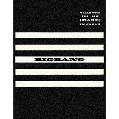 BIGBANG WORLD TOUR 2015~2016[MADE]IN JAPAN(初回生産限定)/Blu-ray Disc/AVXY-58372
