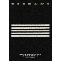 BIGBANG WORLD TOUR 2015~2016[MADE]IN JAPAN/DVD/AVBY-58374