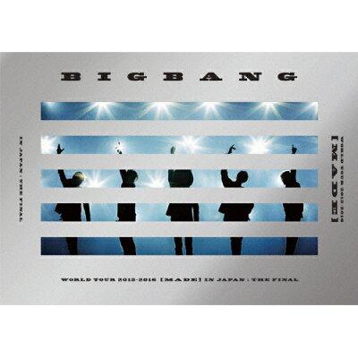 BIGBANG WORLD TOUR 2015~2016[MADE]IN JAPAN:THE FINAL/DVD/AVBY-58410