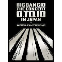 BIGBANG10 THE CONCERT:0.TO.10 IN JAPAN+BIGBANG10 THE MOVIE BIGBANG MADE -DELUXE EDITION-/DVD/AVBY-58427