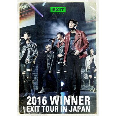 2016 WINNER EXIT TOUR IN JAPAN/Blu-ray Disc/AVXY-58445