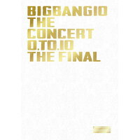 BIGBANG10 THE CONCERT:0.TO.10 -THE FINAL- -DELUXE EDITION-/DVD/AVBY-58473