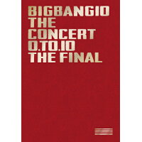 BIGBANG10 THE CONCERT:0.TO.10 -THE FINAL- -DELUXE EDITION-/Blu-ray Disc/AVXY-58477