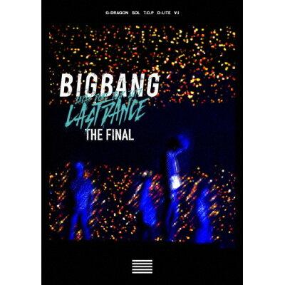 BIGBANG JAPAN DOME TOUR 2017 -LAST DANCE-:THE FINAL/DVD/AVBY-58696