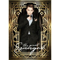 「SEUNGRI 2018 1st SOLO TOUR[THE GREAT SEUNGRI]in JAPAN」/DVD/AVBY-58869