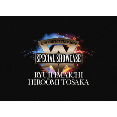 LDH PERFECT YEAR 2020 SPECIAL SHOWCASE RYUJI IMAICHI / HIROOMI TOSAKA/DVD/RZBD-77149