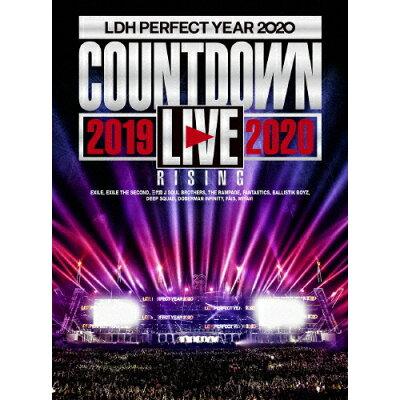 "LDH PERFECT YEAR 2020 COUNTDOWN LIVE 2019→2020""RISING""/DVD/RZBD-77161"