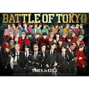 BATTLE OF TOKYO TIME 4 Jr.EXILE(Blu-ray Disc3枚付)/CD/RZCD-77358