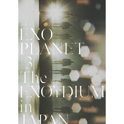 EXO PLANET #3 - The EXO'rDIUM in JAPAN(初回生産限定)/DVD/AVBK-79368