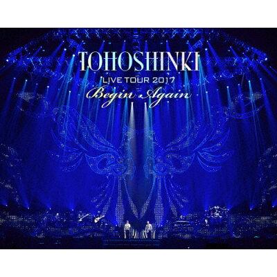 東方神起 LIVE TOUR 2017 ~Begin Again~(初回生産限定)/Blu-ray Disc/AVXK-79449