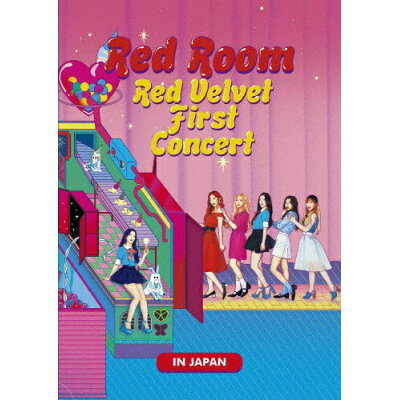 "Red Velvet 1st Concert""Red Room""in JAPAN/DVD/AVBK-79495"
