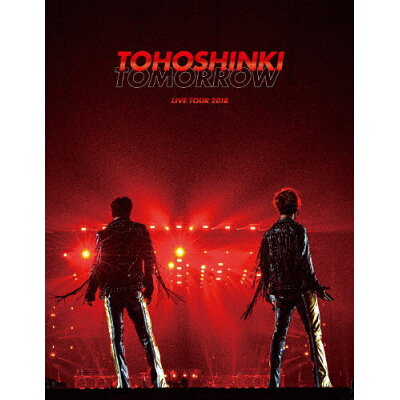 東方神起 LIVE TOUR 2018 ~TOMORROW~(初回生産限定盤)/Blu-ray Disc/AVXK-79568
