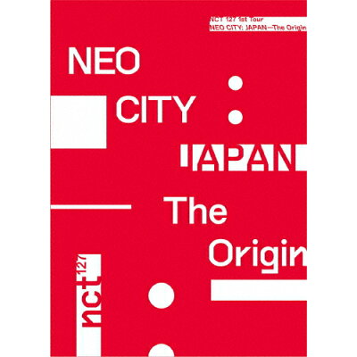 NCT 127 1st Tour'NEO CITY:JAPAN-The Origin'(初回生産限定)/DVD/AVBK-79595