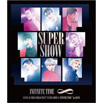 "SUPER JUNIOR WORLD TOUR ""SUPER SHOW 8:INFINITE TIME""in JAPAN/Blu-ray Disc/AVXK-79656"
