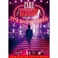 "EXILE ATSUSHI LIVE TOUR 2016""IT'S SHOW TIME!!""(豪華盤)/DVD/RZBD-86264"