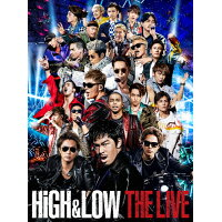 HiGH & LOW THE LIVE/DVD/RZBD-86301
